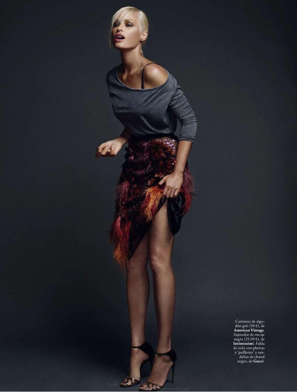 Yasmin Le Bon | editorials | 2013